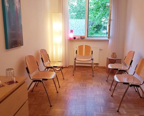 Seminar Behandlungsraum